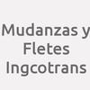 Mudanzas y Fletes Ingcotrans