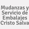Mudanzas y Servicio de Embalajes Cristo Salva