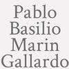 Pablo Basilio Marin Gallardo