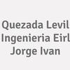Quezada Levil Ingenieria Eirl Jorge Ivan