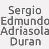 Sergio Edmundo Adriasola Duran