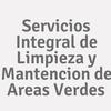 Servicios Integral De Limpieza Y Mantencion De Areas Verdes