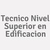 Tecnico Nivel Superior En Edificacion
