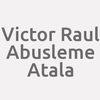 Victor Raul Abusleme Atala