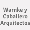 Warnke y Caballero Arquitectos