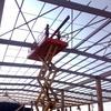 Fabricacion y montaje de galpon