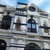 Pintar la fachada de una casa