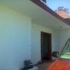 Pintura exterior y cielo de casa