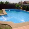 Foto: piscina 4x8 modelo florida