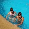 Foto: piscina terminada