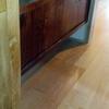 Foto: piso de madera encolado
