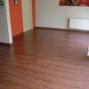 Instalación piso flotante y pintura