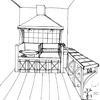 Ampliar dormitorio cerrando terraza depto, mover ventanal