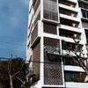 Requiero cotizar la pintura de fachada de un edificio de 4 pisos, dos departamentos por piso de 75m2