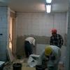 Foto: remodelacion baños lider macul