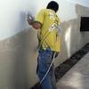 Reparación de muro y pintura general