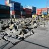 Reparacion pavimento acceso vehicular e instalacion radier en sector cafeteria