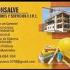 Construcciones Y Servicios Luis Monsalve