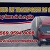 Transporte De Carga Fletes Mudanzas