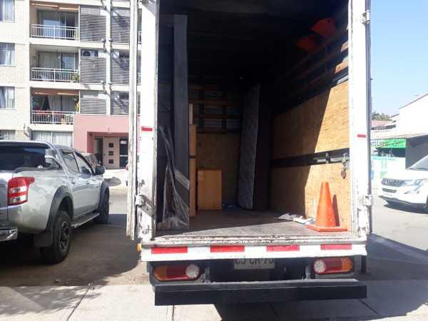camion  mudanza basica  11metros cubicos   pack 1