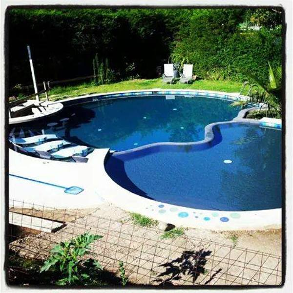 piscina Lago Rapel