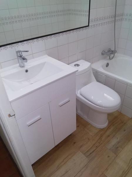 Remodelación de baño.