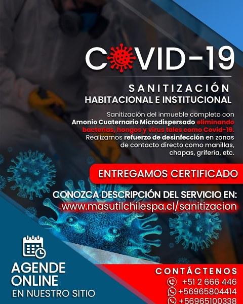 Sanitización 2x1