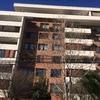 Mantencion de fachadas de edificios