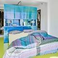 Dormitorio compacto y funcional