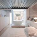 baño en el dormitorio