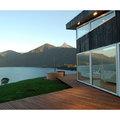 Casa en el Lago Rupanco- Vista exterior terraza