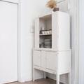Mueble antiguo en cocina