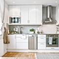 Cocina abierta al living