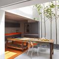 cocina abierta minimalista