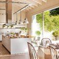 cocinas abiertas al exterior