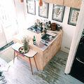 cocina-madera-con-mueble-cajones