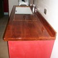 Cubierta mueble cocina