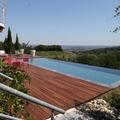 piscina infinita remodelada