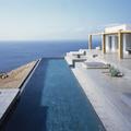 piscinas infinitas en acantilado