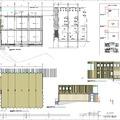 Edificio Modular - Laboratorio Hatchery ULagos.
