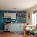 Cocina tras remodelar