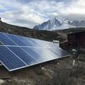 Refugio de conaf Laguna amarga ( Torres del Paine )