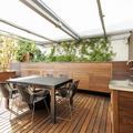 Terraza remodelada