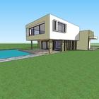 Construcción Casa 250 M² Estilo Mediterránea.