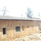 Instalación Fardos de Paja  a Metalcon
