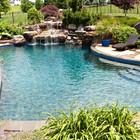 piscina de obra tradicional