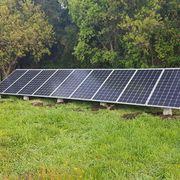 Proyecto Solar Ciudad de Calbuco