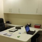 Remodelación interior oficina.