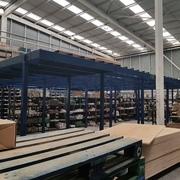 Fabricación y Montaje de Altillo Metalico Mecano.