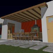 Ampliacion de Casa | Quincho + Gimnasio + Bodega